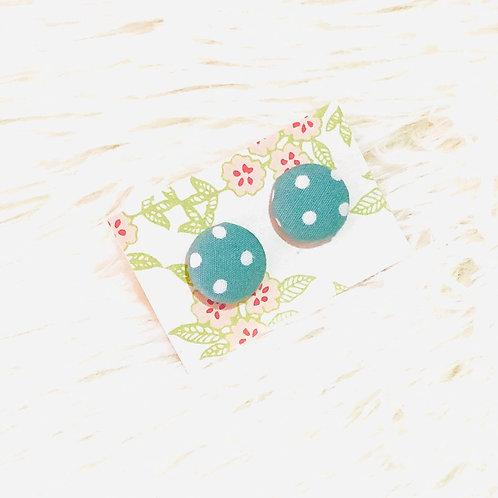 Elle Green Earrings