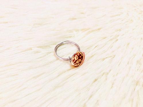 Dua Wama Red Ring