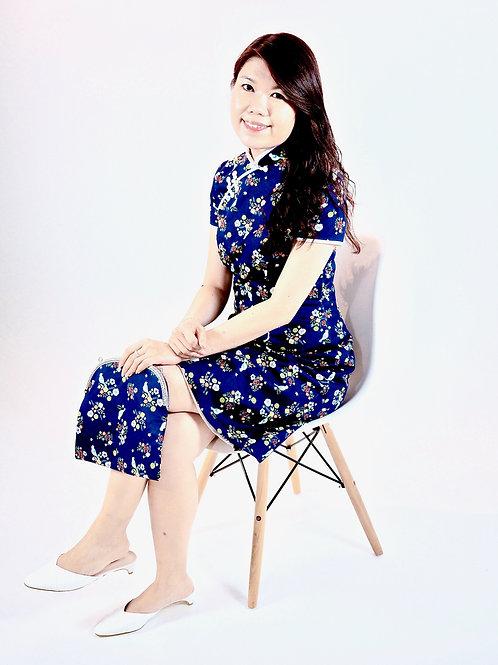 Hermelle Cheongsam
