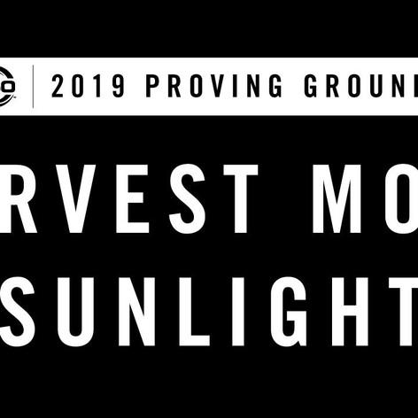 PG19: Harvest More Sunlight – In Session Video