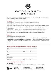 360 Y-DROP Sidedress 500 Rebate Form_10.