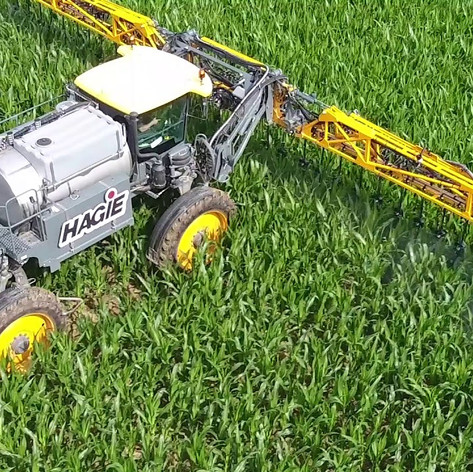 PG18: How to Make a Self Propelled Sprayer a Profitable Investment