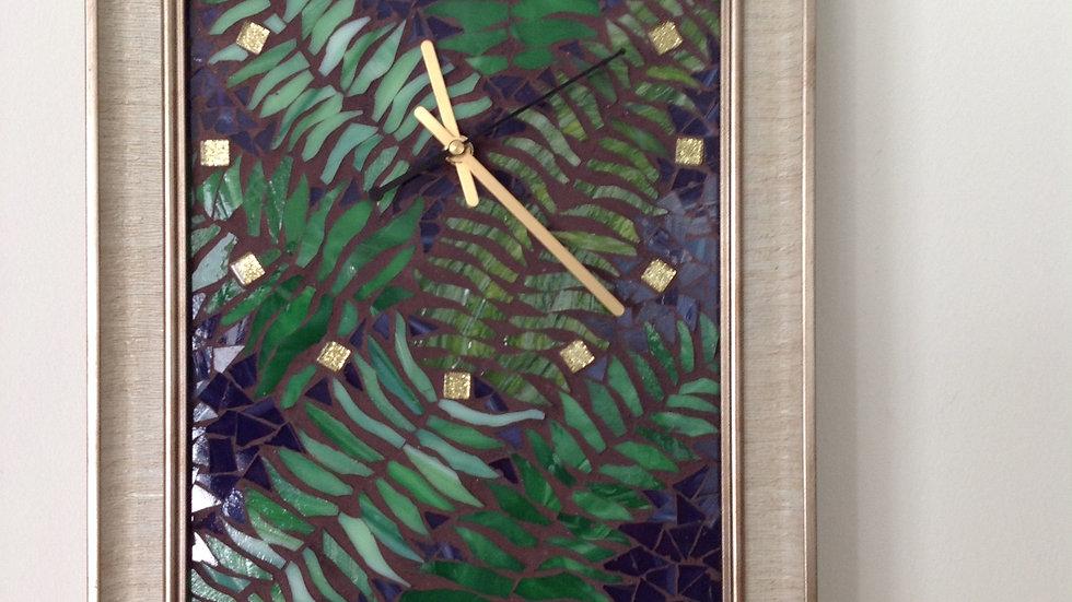 Ferns clock