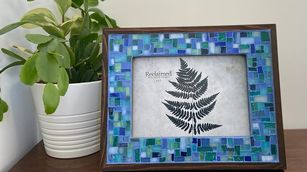Shades of Water Photo frame