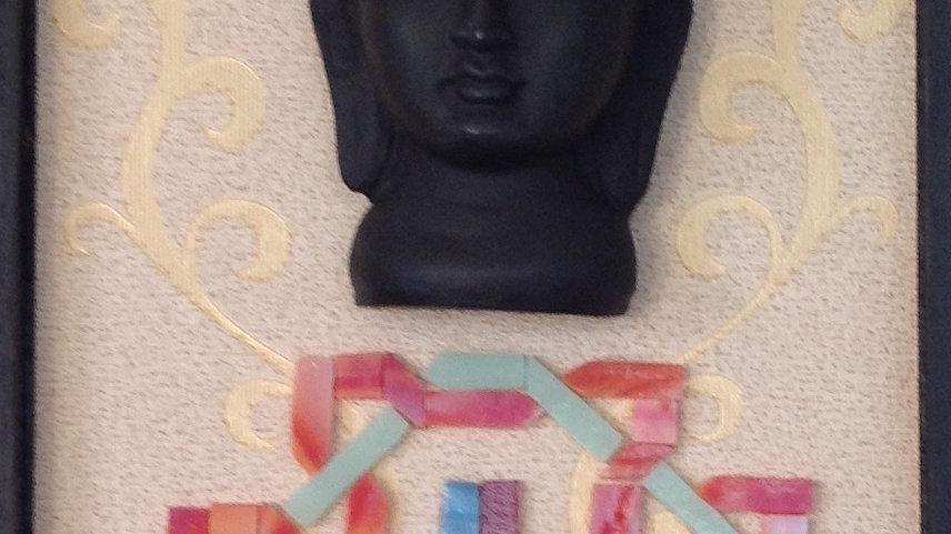 Buddha and mandala