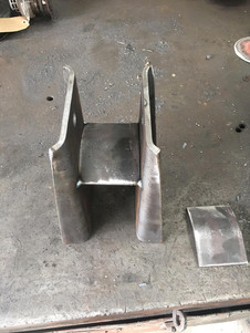 Axle bracket