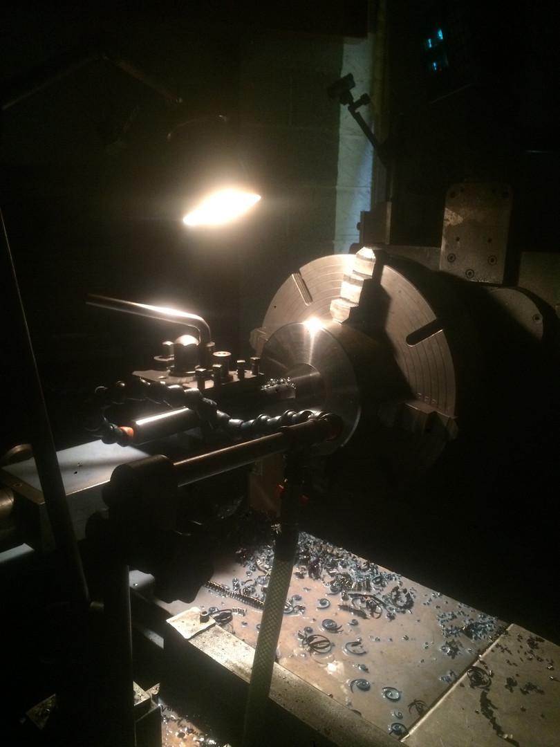 machine shop hereford