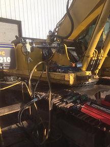 on site welding