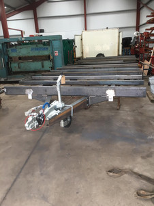 Trailer chassis