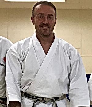 Leeds Shotokan Karate Club - Richard Backhouse