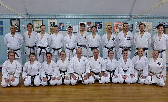 KUGB - Leeds Shotokan Karate Club