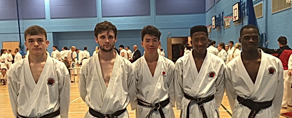 Leeds Shotokan Krate Club
