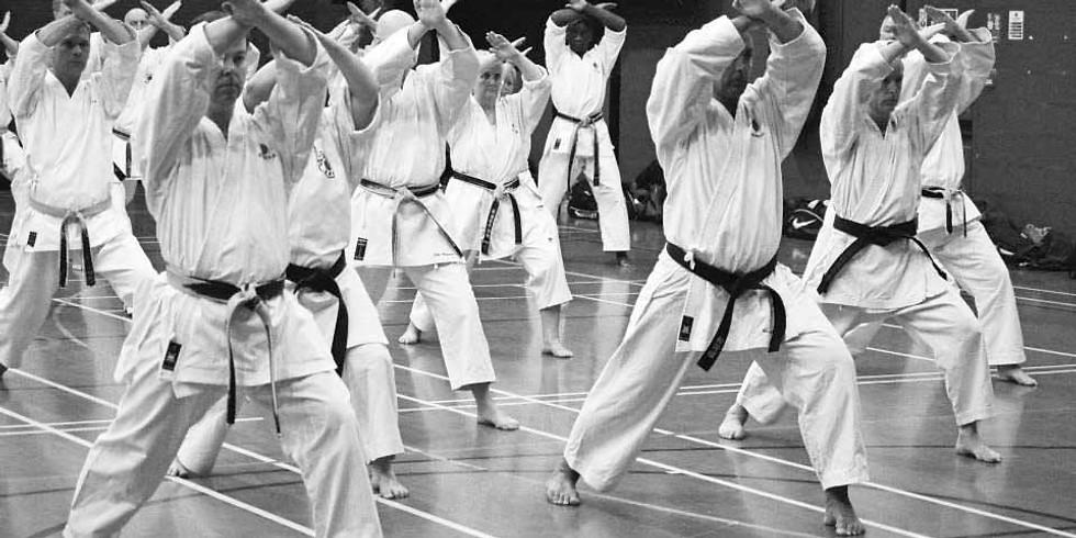 KUGB Kata Masterclass and Northern Region All-grades Course