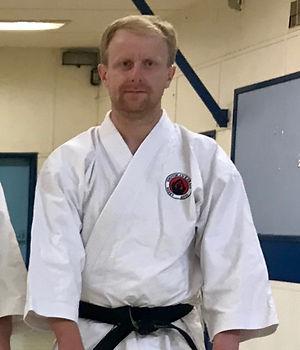 Leeds Shotokan Karate Club - Stephen Riley