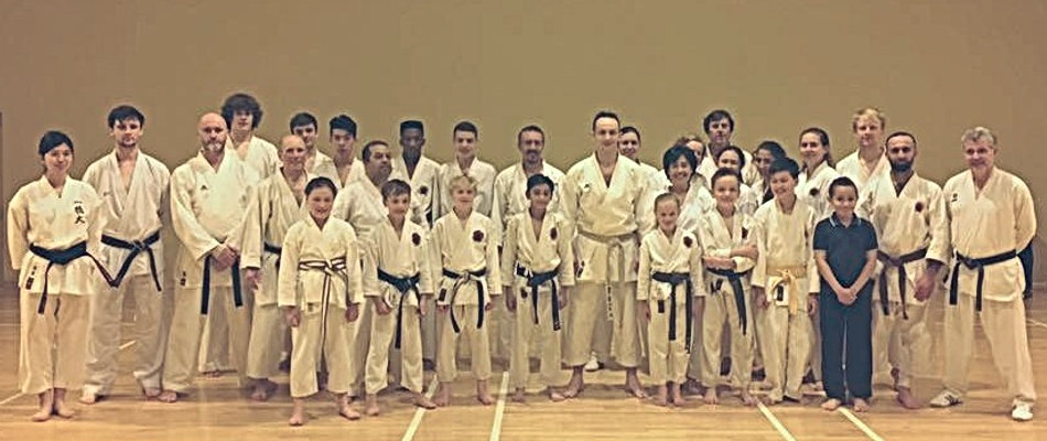 Leeds Shotokan Karate Club - John Bruce