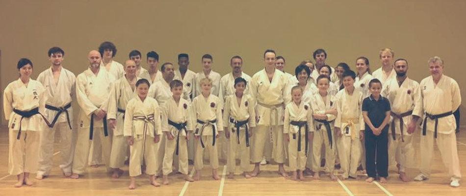 Leeds Shotokan Karate Club - John Bruce