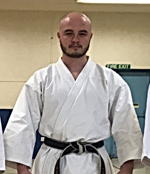 Leeds Shotokan Karate Club - Michael Gale