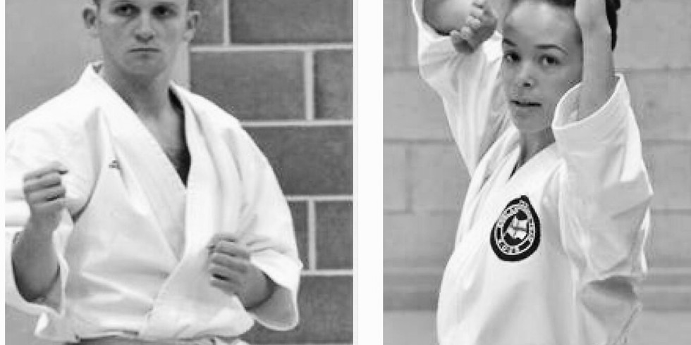 Special Course with Sensei John Bruce and Sensei Holly Sterling
