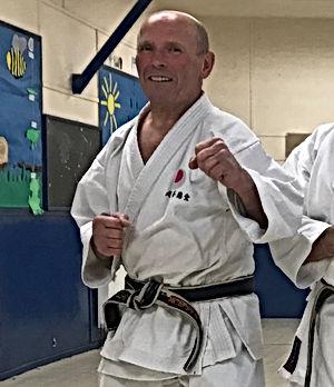 Leeds Shotokan Karate Club - Steve Cuddy