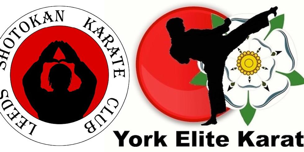 6th Annual - LSKC v York Elite Inter Club Competition