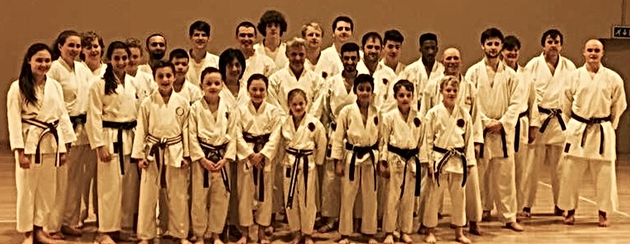 Leeds Shotokan Karate Club - Sensei Hisham Saif