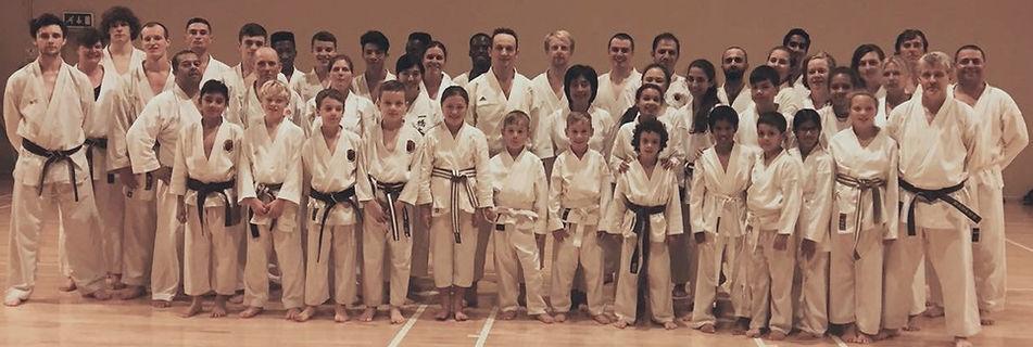 Leeds Shotokan Karate Club - Joe Rawcliffe