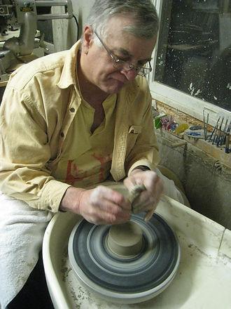 Bill Penny at the pottery wheel.jpg