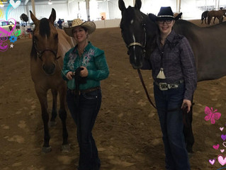 Team Willey Represented at the Buckskin World Show