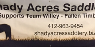 Shady Acres visit to Fallen Timber Stables