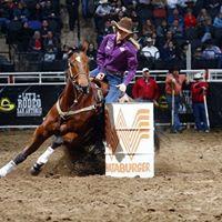 Sherrylynn Johnson Barrel Racing Clinic