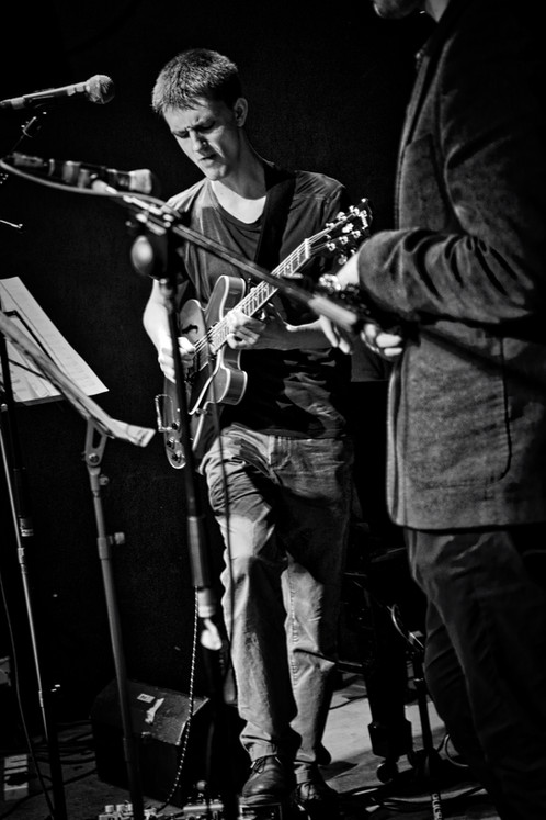 Billy Marrows with Matt Sulzmann Quintet at the Vortex.jpeg