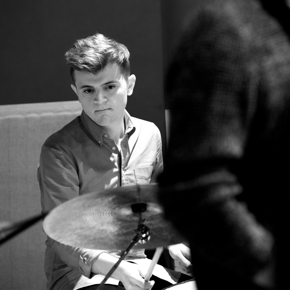 Luke Tomlinson with Billy Marrows Octet at Jazz Nursery.jpg
