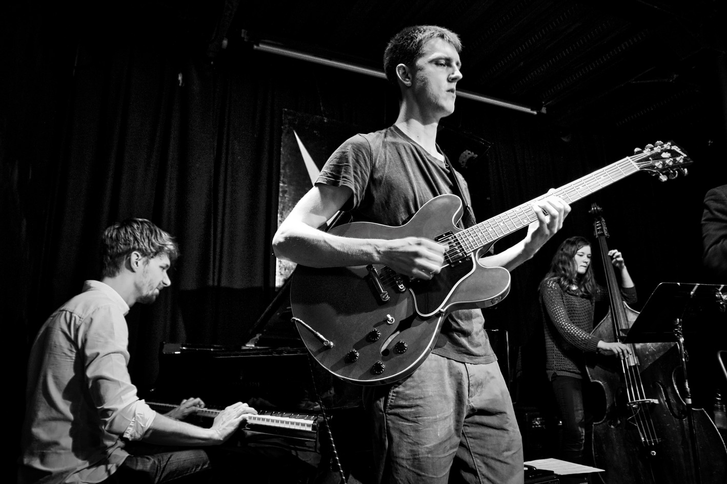Matt Sulzmann Quintet at the Vortex 1.jpeg