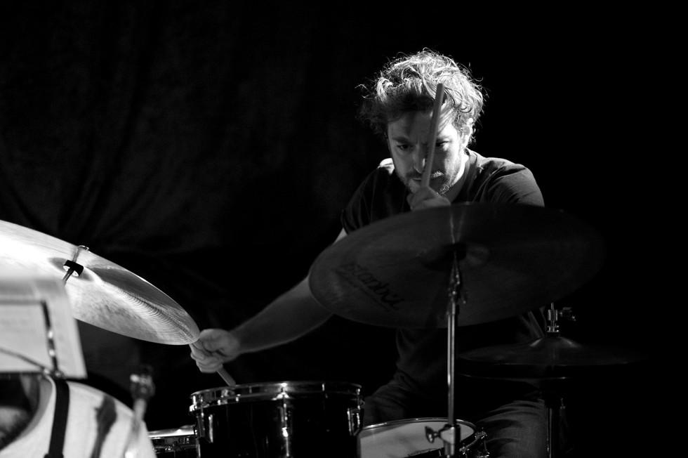 Jay Davis with Billy Marrows Band at Process #1, SET Dalston.jpg