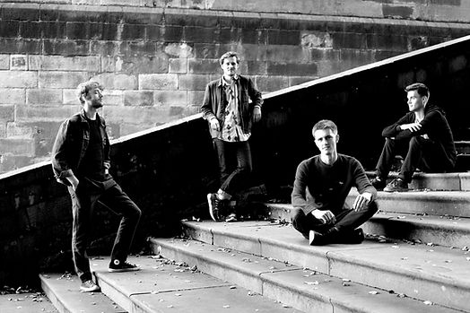 Billy Marrows Quartet Steps