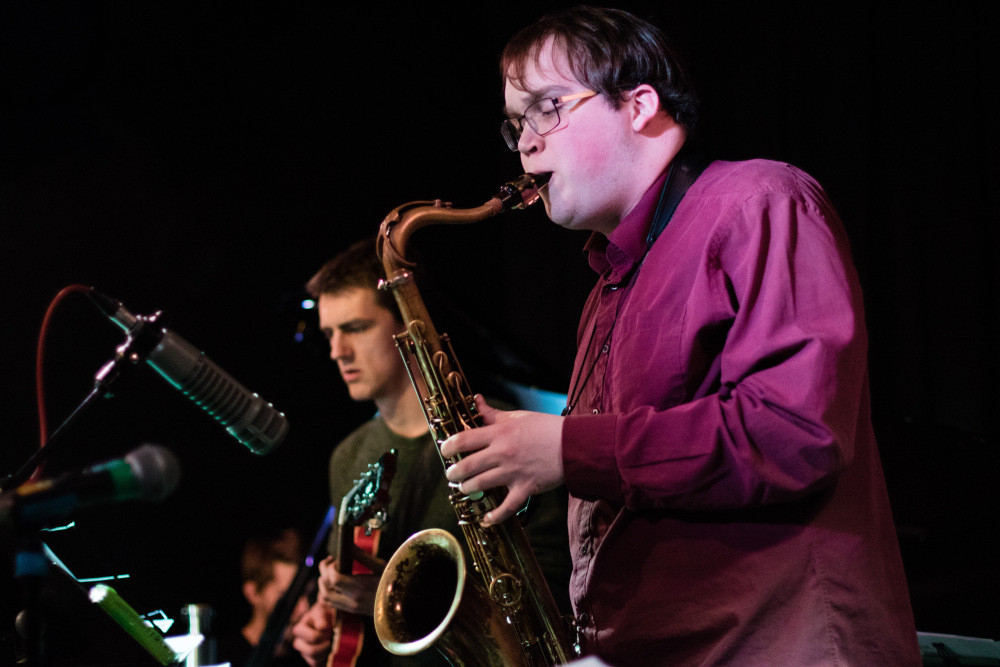 Tom Ridout Quintet at the Vortex.jpg