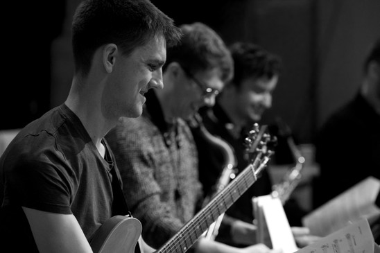 Tom Barford and Billy Marrows with Billy Marrows Octet at Jazz Nursery 3.jpg