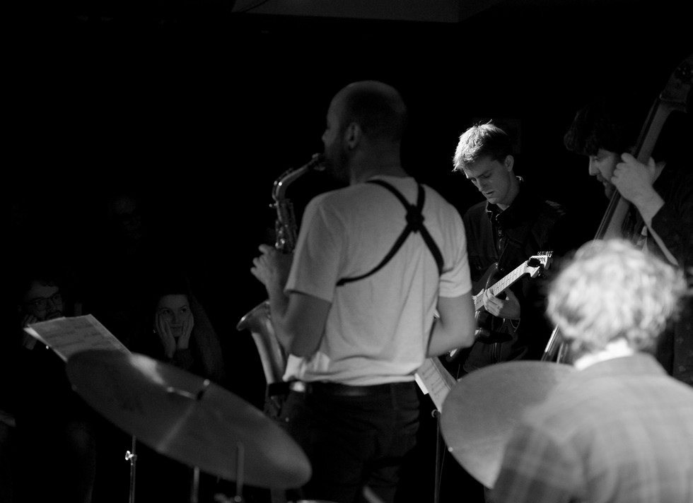 Billy Marrows Band at Process #1, SET Dalston 1.jpg