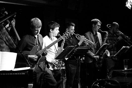 Billy Marrows Octet at 606 Jazz Club