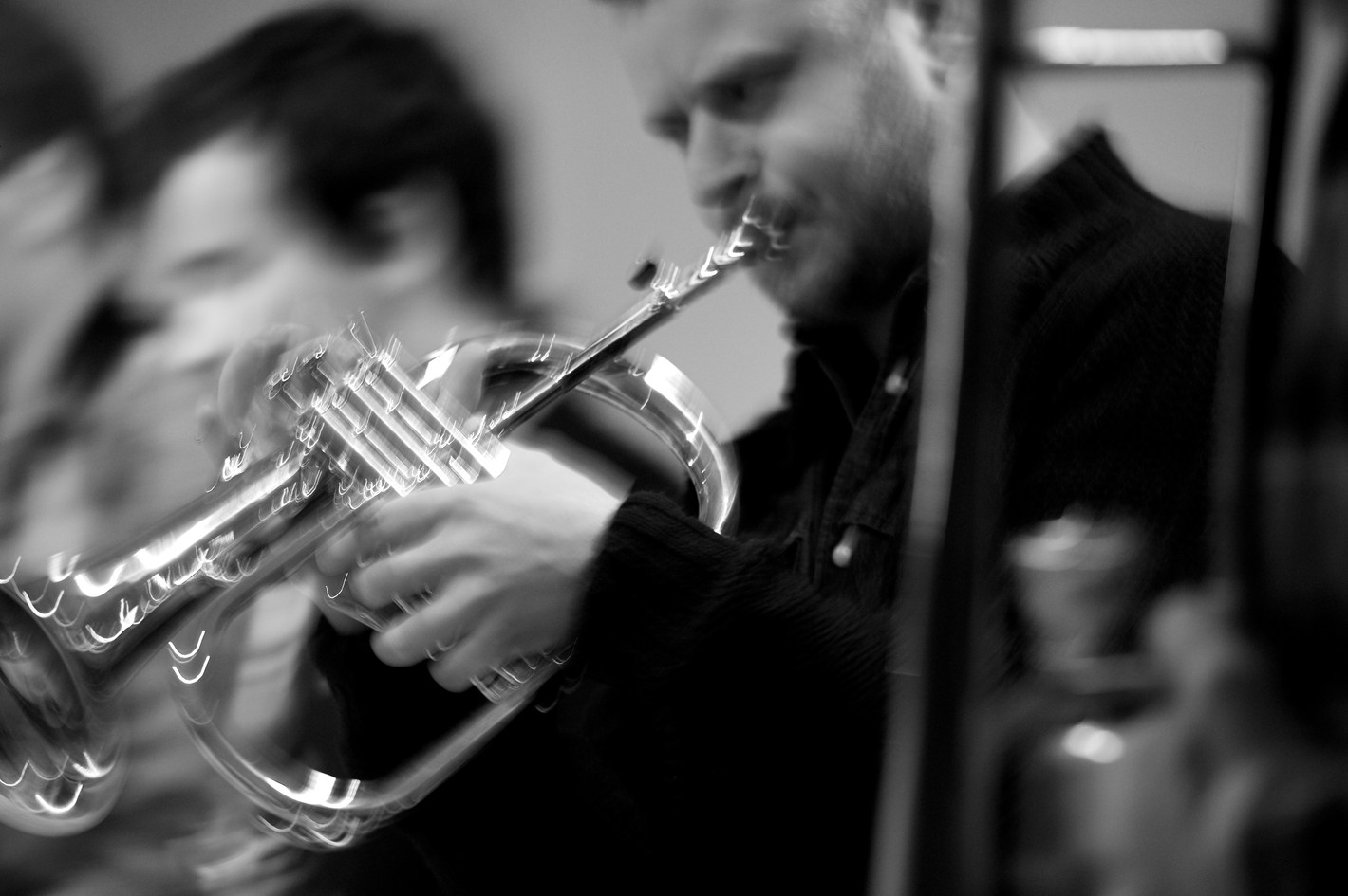 James Copus with Billy Marrows Octet at Jazz Nursery.jpg