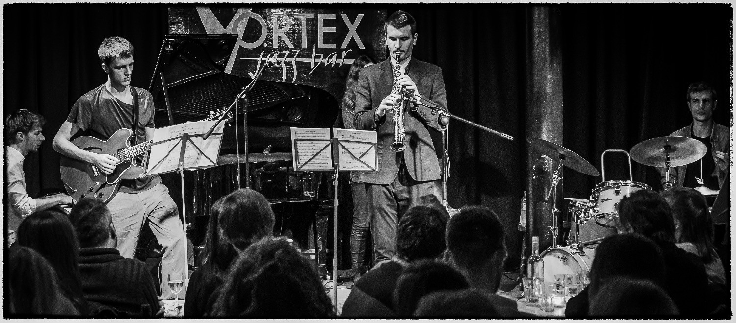 Matt Sulzmann Quintet at the Vortex 2.jpg