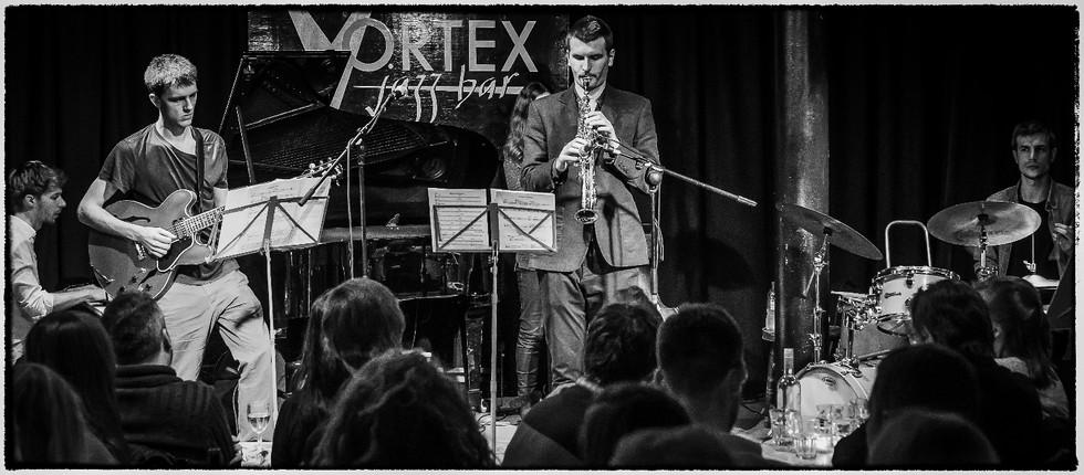 Matt Sulzmann Quintet at the Vortex 2.jpg
