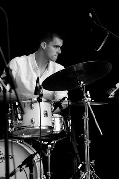 Ben Brown with Billy Marrows Quartet at Lancaster Jazz Festival 2017.jpeg