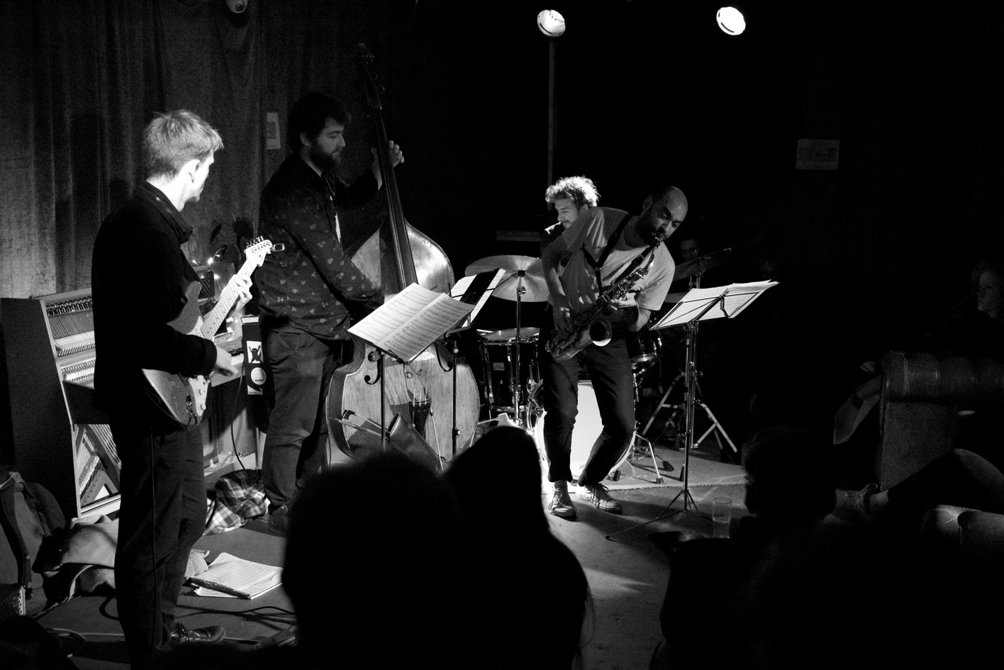 Billy Marrows Band at Process #1, SET Dalston 2.jpg