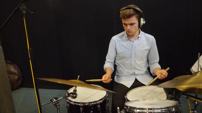 Billy Marrows Octet - Gamelancaster Suite recording session 5.jpg