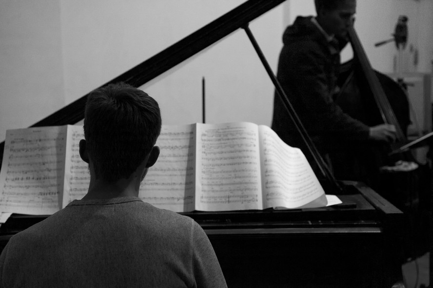 Will Barry with Billy Marrows Octet at Jazz Nursery 1.jpg