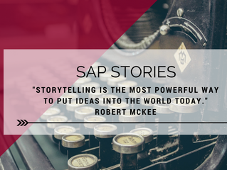 WELCOME TO SAP STORIES