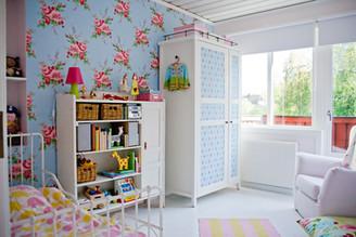 חדרי ילדים מעוצבים