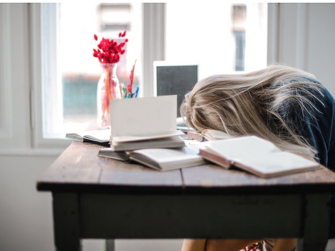 Burnout and How it Affects Students