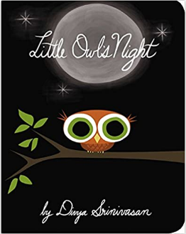 Little Owl's Night (Ages 0 - 2) Board Book